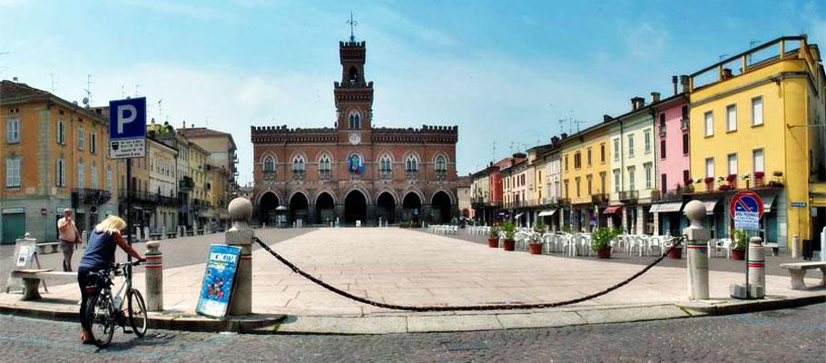Piazza Garibaldi - Casalmaggiore